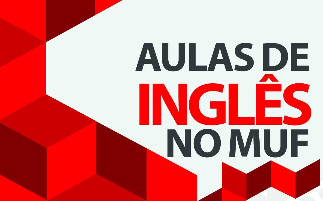 Cursos de Inglês gratuito no Museu da Favela, na Zona Sul do Rio