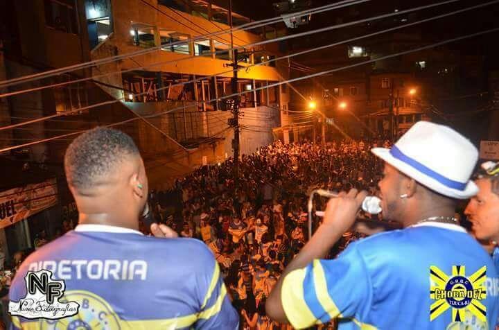 Blocos nas favelas do Morro do Borel e Vidigal agitam o carnaval nos próximos dias