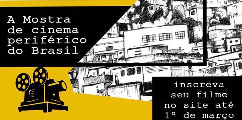Cine Favela Brasil: mostra exibe filmes feitos por moradores de periferias de todo Brasil