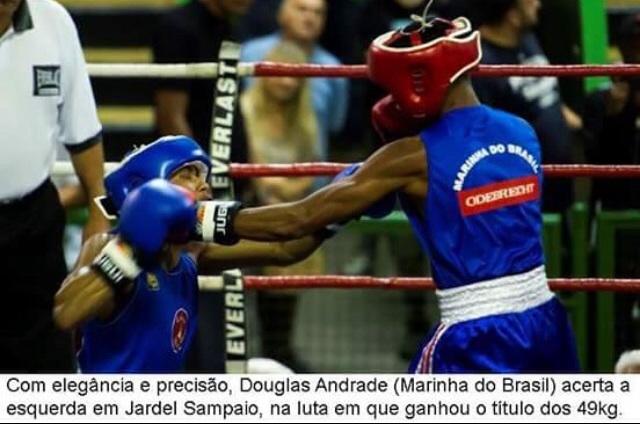 Morador do Complexo da Maré é o mais novo integrante da Seleção Brasileira de Boxe
