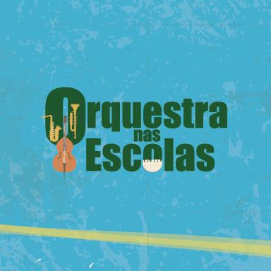 Projeto Orquestra nas Escolas oferece cursos para crianças e jovens