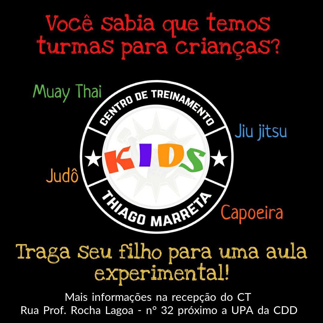 Centro de treinamento oferece atividades gratuitas para crianças da Cidade de Deus