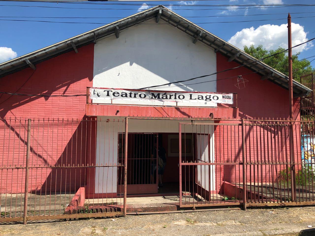 Teatro Mário Lago, na Vila Kennedy, ganhará cara nova após autorização do governador