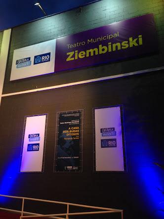 Teatro Ziembinski disponibiliza aulas de teatro e dança gratuita