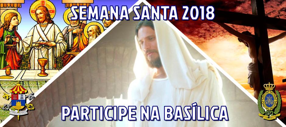Programação de Semana Santa da Igreja da Penha teve início ontem, no Domingo de Ramos