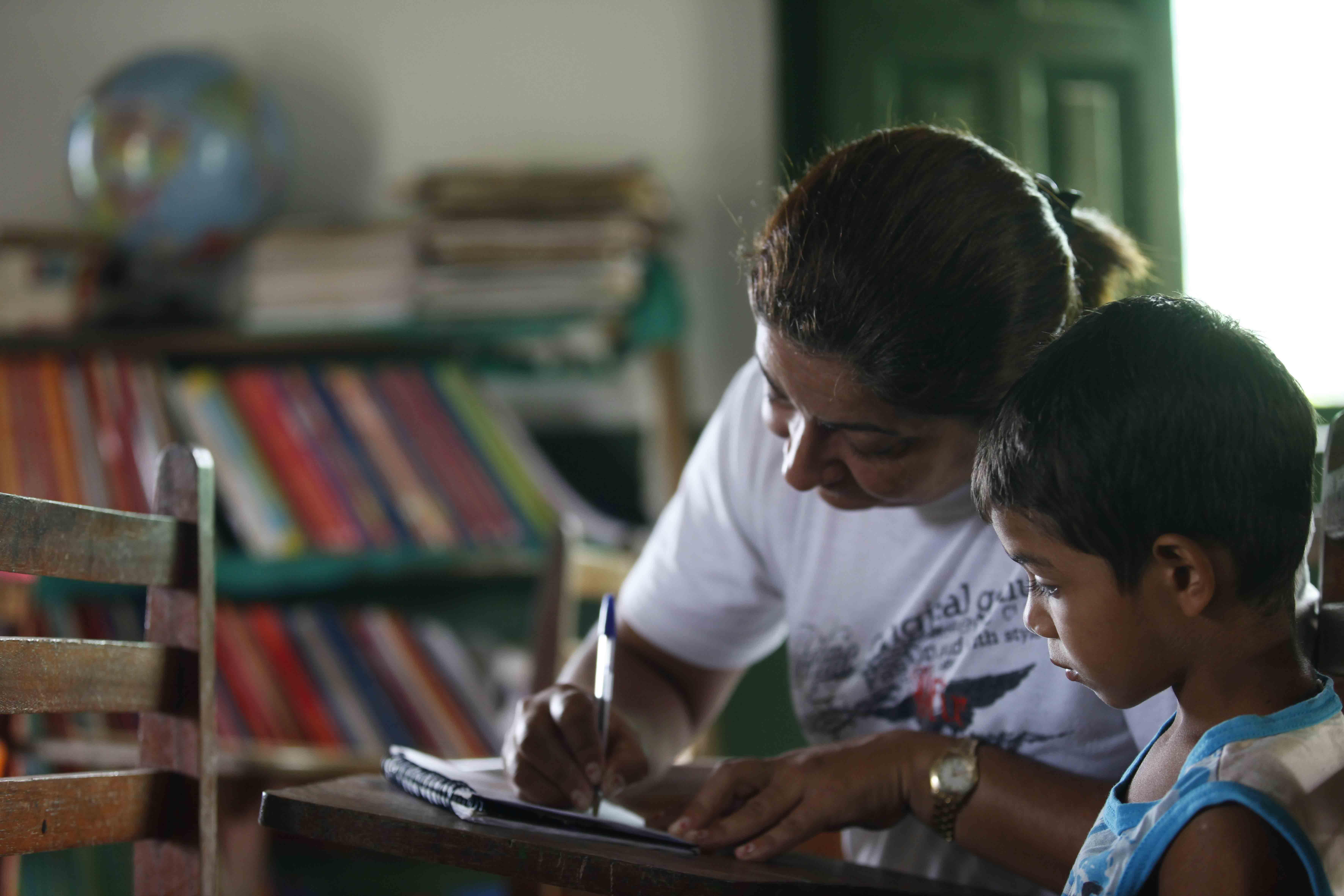 Família, escola e sucesso escolar dos jovens de camadas populares