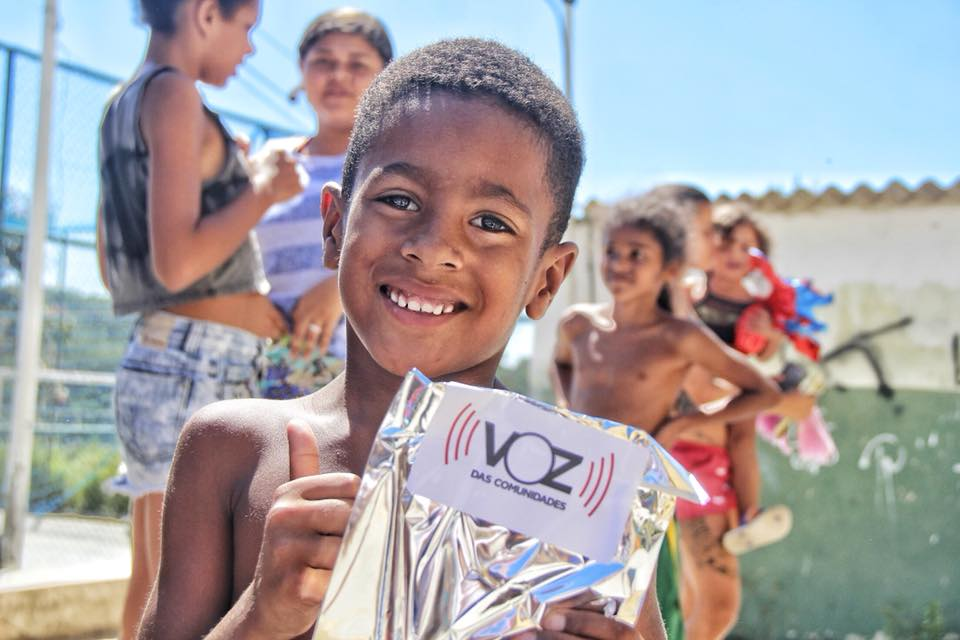 PAZcoa das Comunidades: milhares de sorrisos preencheram edição de 2018