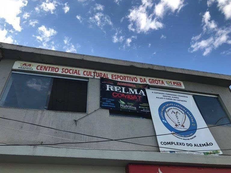 Grupo Capoeira Martins oferece aulas gratuitas na Grota