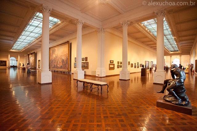 Manual do Rolé: Museu Nacional de Belas Artes