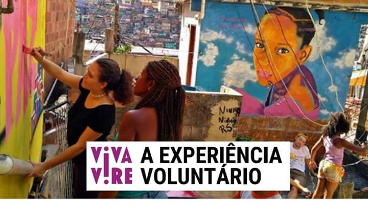 Viva Vire: saiba mais sobre dia de Grafitti, Pintura e Arte que vai acontecer na Rocinha