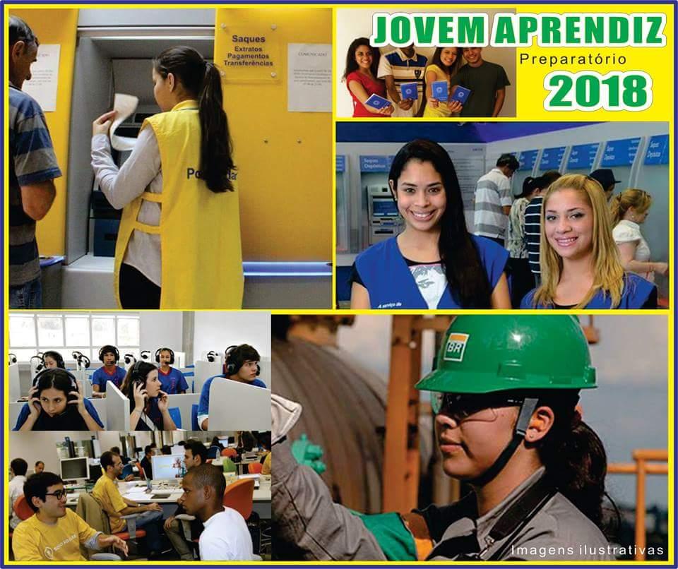 Oportunidades: estão abertas 300 vagas para curso preparatório Jovem Aprendiz