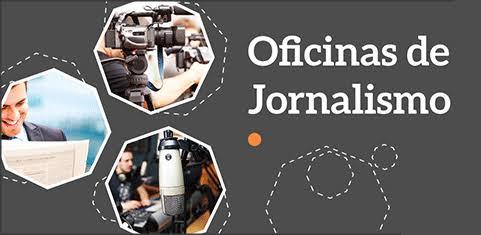 Oportunidade: oficina de Jornalismo gratuita no Pavão-Pavãozinho