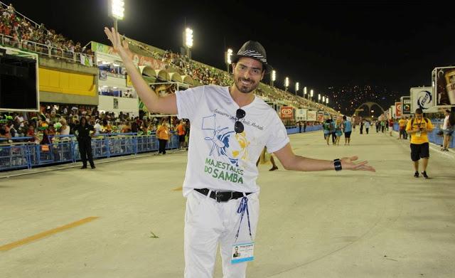 Alegria da Zona Sul contrata João Paulo Machado como coreógrafo da Comissão de frente