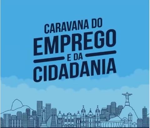 Caravana do Emprego e da Cidadania vai acontecer no parque Madureira, amanhã (26)