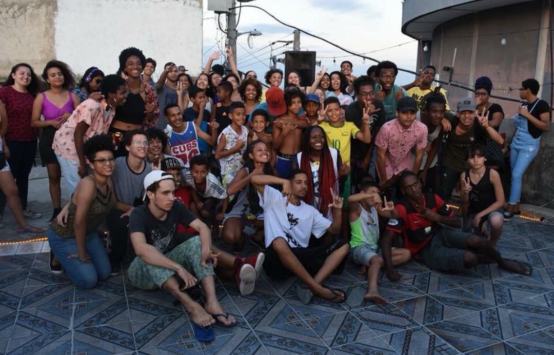 Já foram mais de dez edições desde a criação, e a organização do Slam Laje já percebe a mudança na região. Foto: Divulgação/Slam Laje