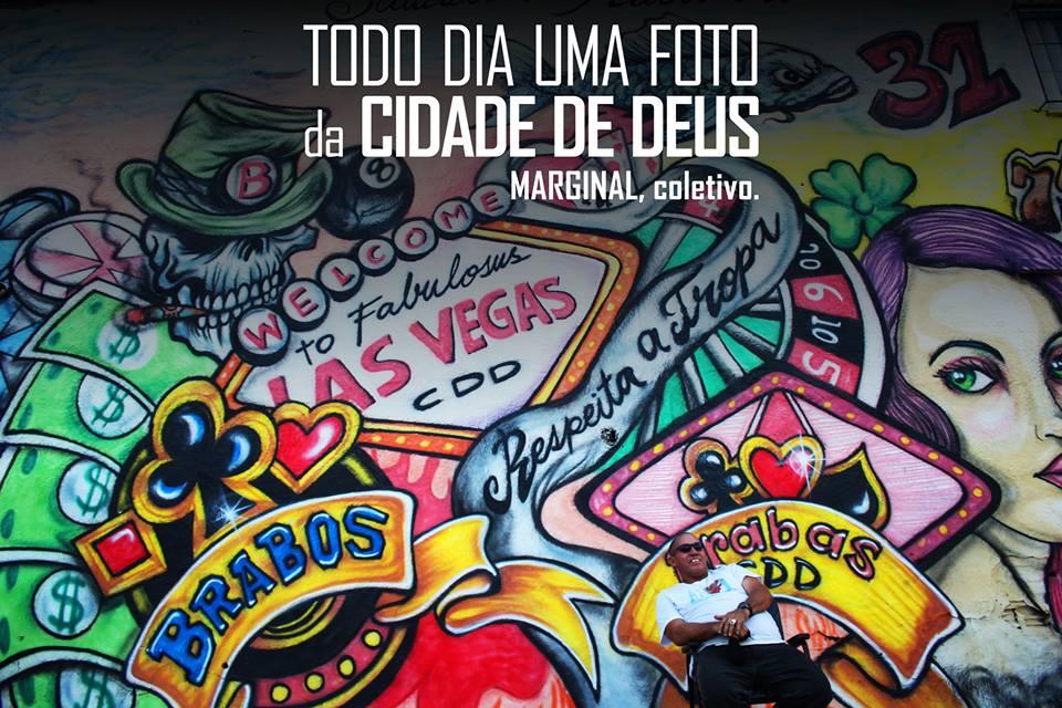 """Projeto """"Todo dia uma foto da Cidade de Deus"""" documenta dia a dia da comunidade"""