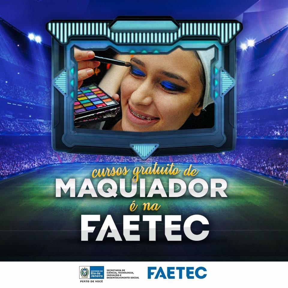 FAETEC abre vagas para mais de 30 cursos profissionalizantes