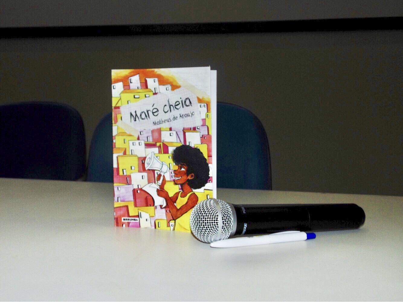 Voz da Arte: RAP de mensagem e Maré Cheia contra o esvaziamento de ideias