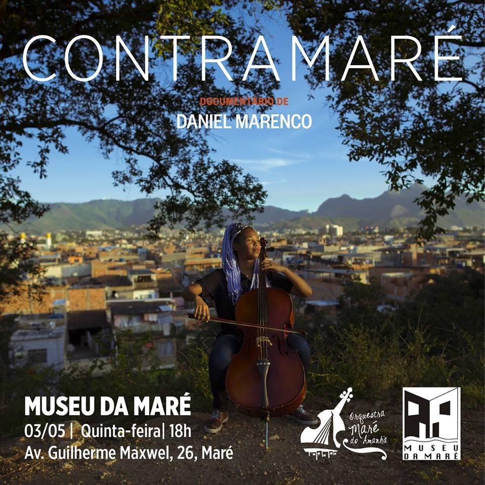 Com entrada gratuita, Museu da Maré exibe documentário que conta história da Orquestra Maré do Amanhã