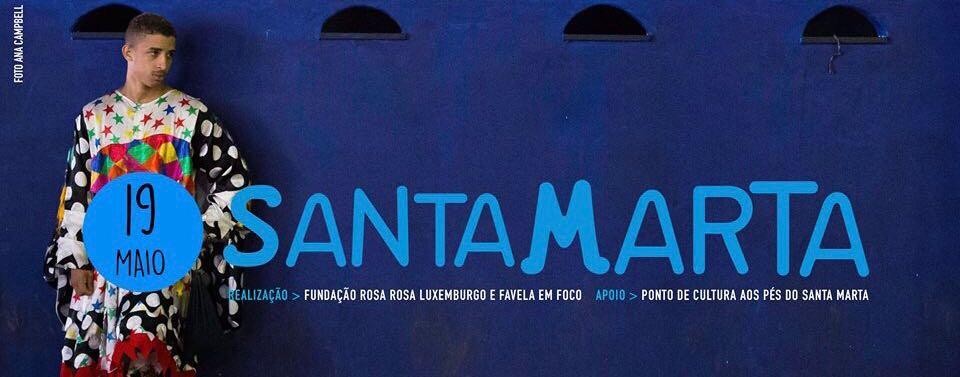 Santa Marta recebe evento Favelas em Foto