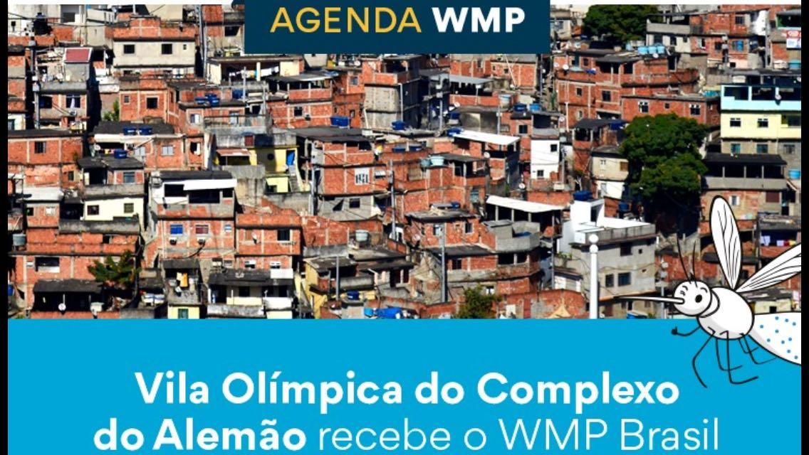 Ação Social na Vila Olímpica do Complexo do Alemão