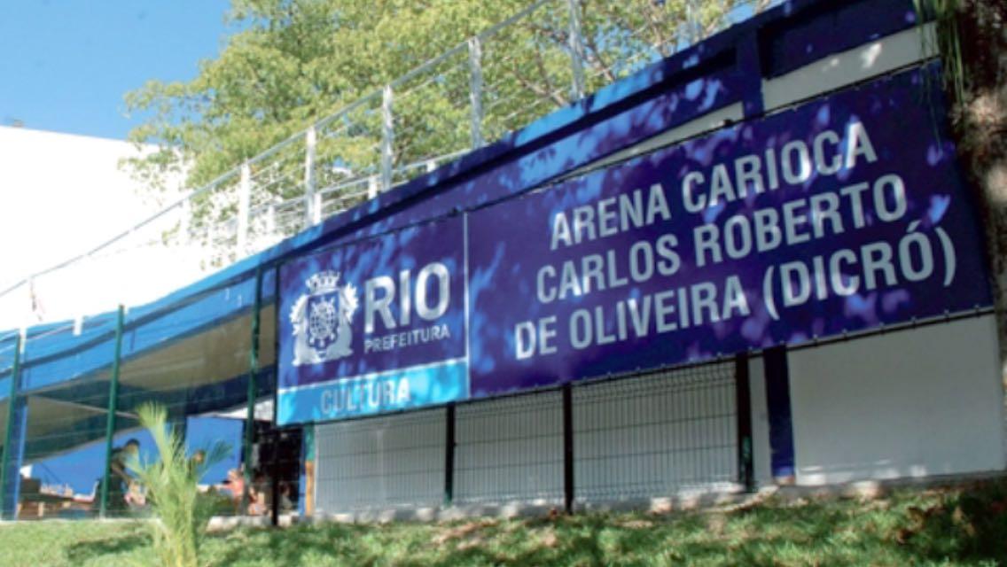 """Arena Dicró exibirá os filmes """"Deixa na Régua e Passinho da Favela"""", na próxima sexta-feira (1)"""