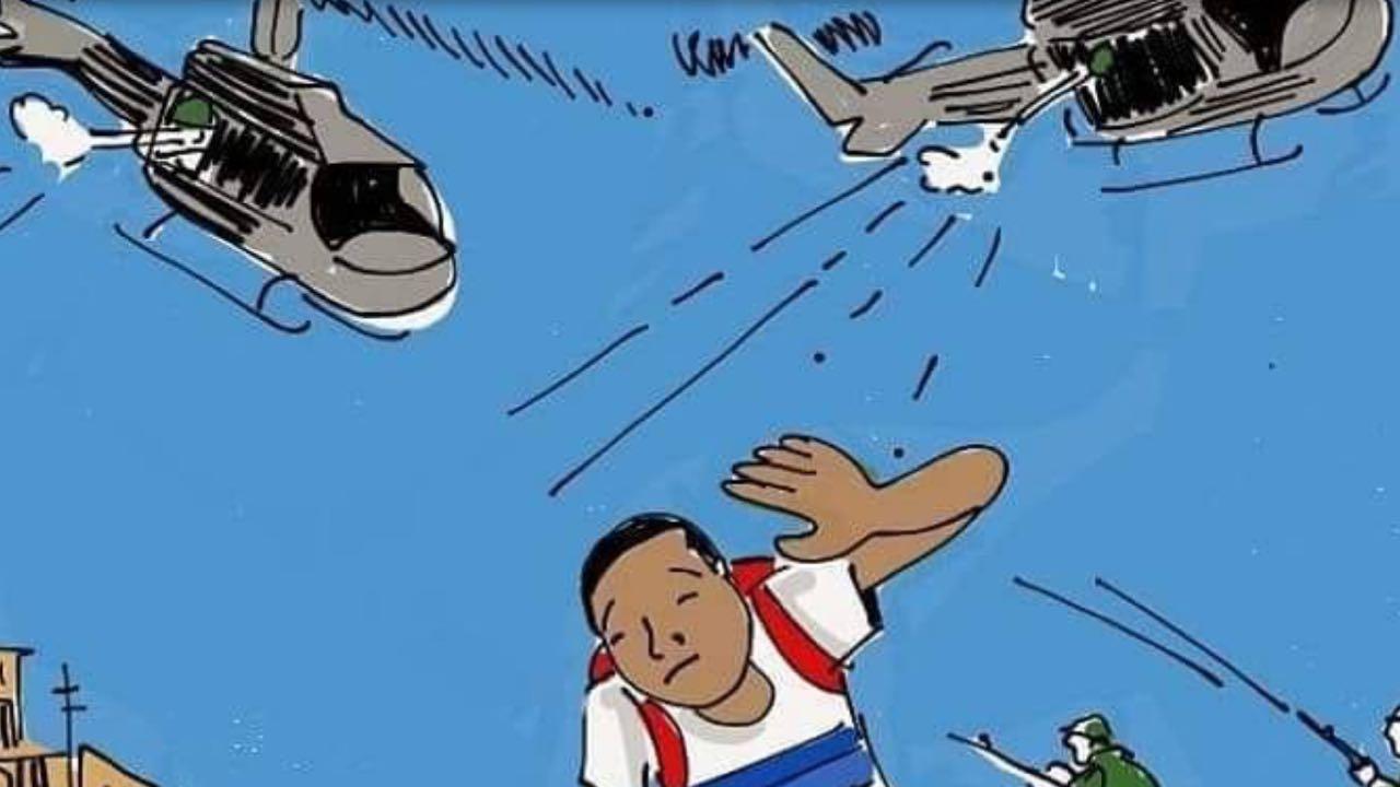 """Ato """"Vida nas Favelas Importam"""" acontecerá na próxima quinta-feira, na Cinelândia"""