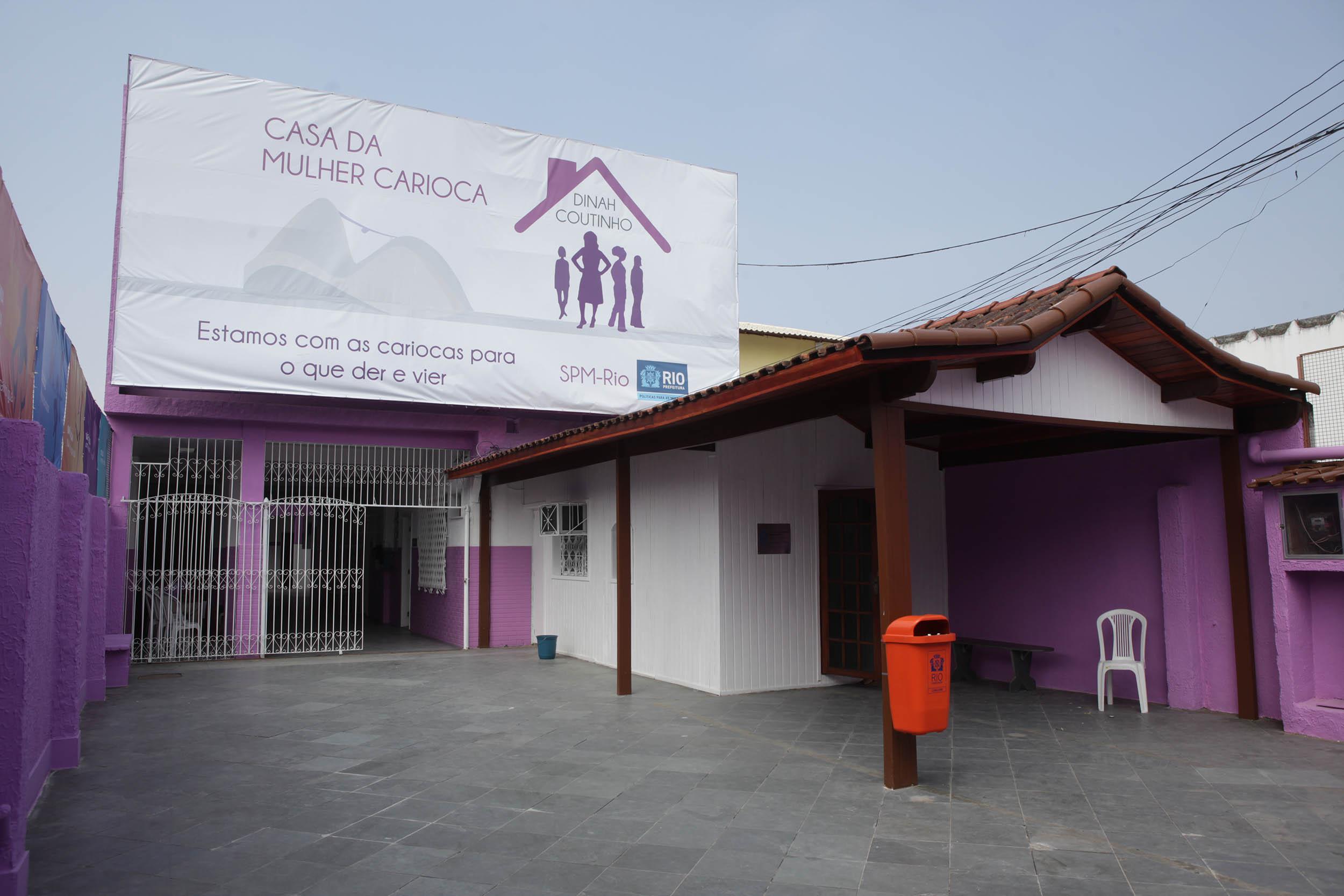 Casa da Mulher Carioca Tia Doca oferece cursos gratuitos em Madureira