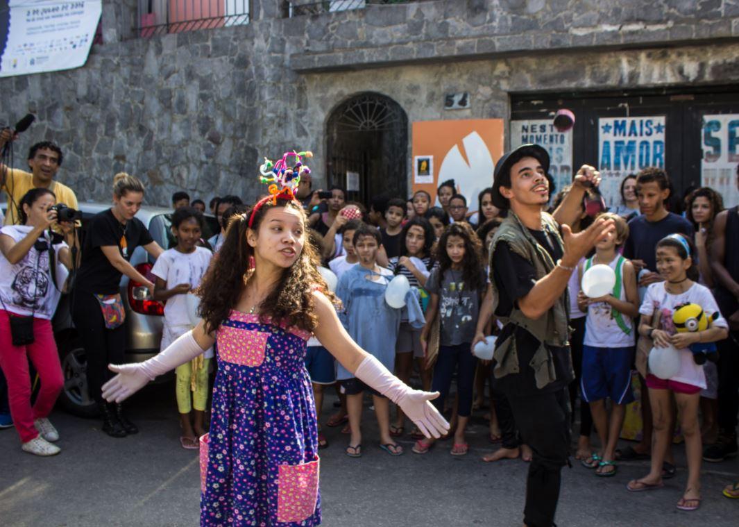 Arena Dicró recebe o grupo Nós do Morro no Próximo sábado (23)