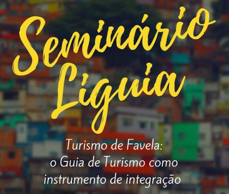 Turismo em Favela é discutido em seminário na UNIRIO