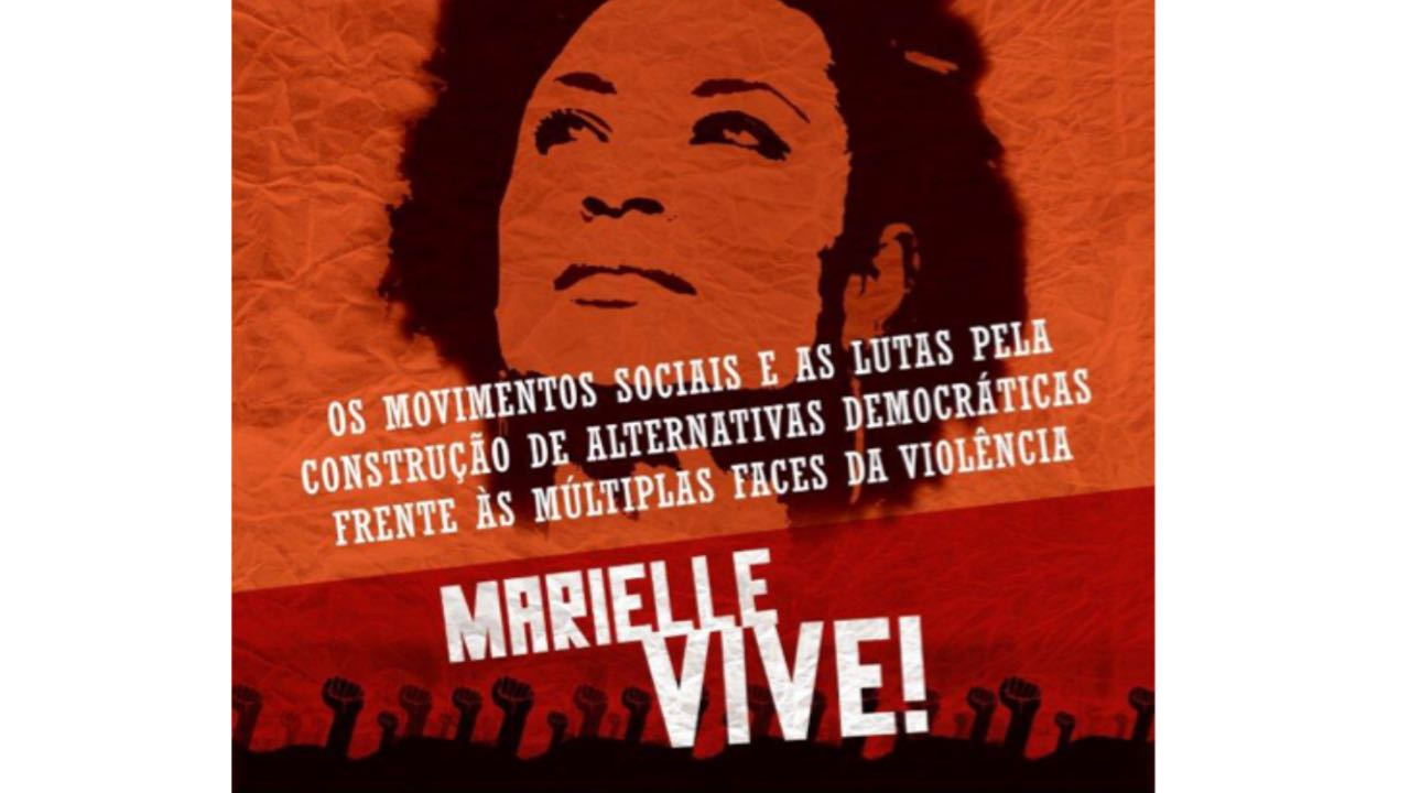 Encontro na FIOCRUZ marca 90 dias do assassinato da Vereadora Marielle Franco