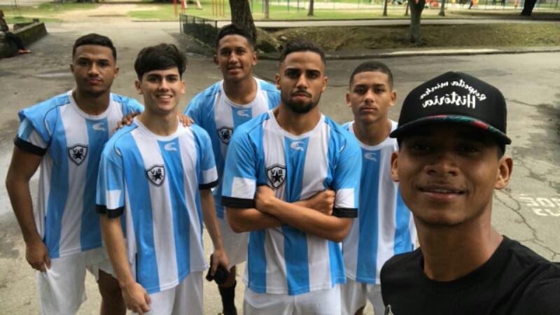Time do Complexo do Alemão é campeão da Etapa Rio de Futebol Social