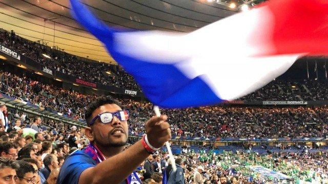 Técnico do time da Vila Aliança vira 'espião' da seleção da França