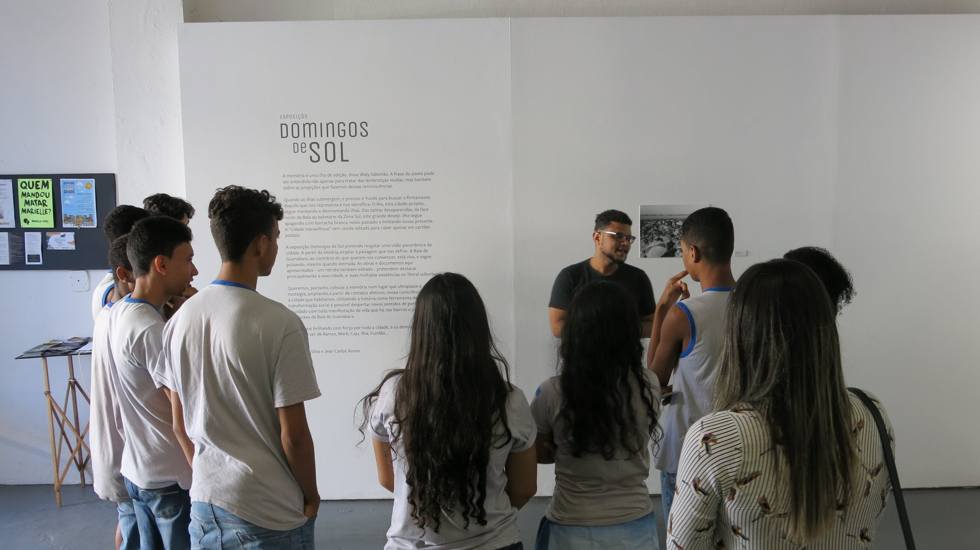 """Fotografias do público farão parte da exposição """"Domingos de Sol"""""""