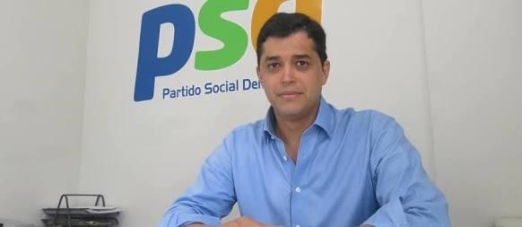 Índio da Costa é candidato oficial ao governo do Rio pelo PSD #VozNasEleições