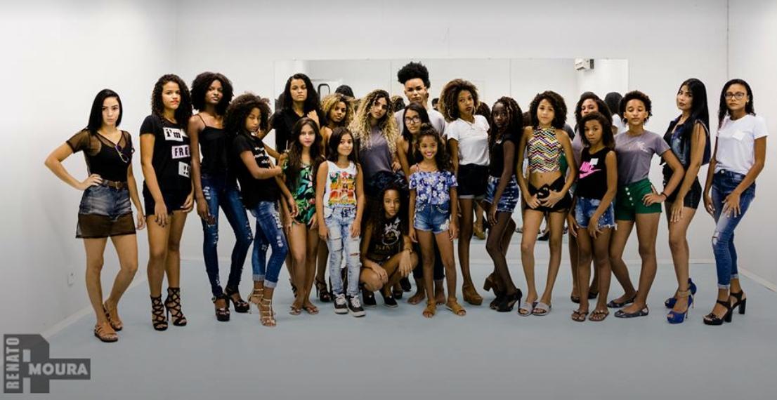 OPORTUNIDADE: Favela é Fashion abre vagas para nova seleção de modelos