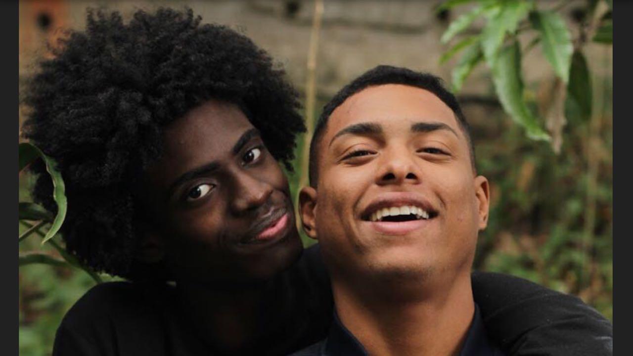 Produção independente: Filme conta história de um casal de jovens homossexuais do subúrbio carioca