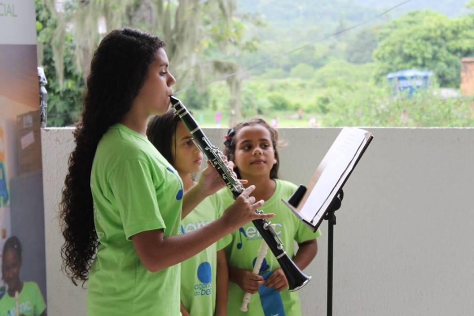 Agência oferece aulas de música gratuitas em diversos pontos do Rio de Janeiro