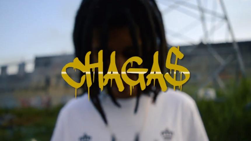 Cria do Complexo do Alemão, rapper CHAGA$ chega à cena com o pé na porta