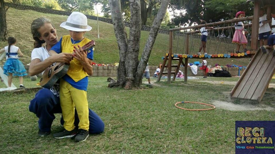 Arena Dicró oferece atividades durante as férias escolares