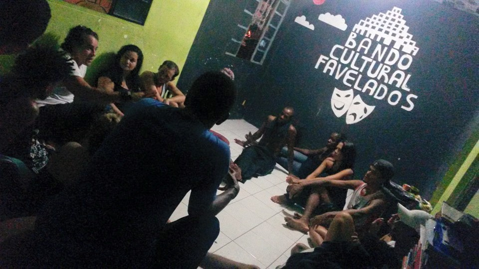 Favela faz cultura - divulgação