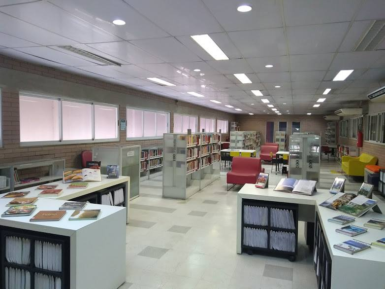 Biblioteca Parque de Manguinhos reabre Salão de Leitura