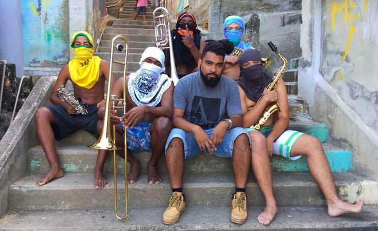 A cultural da favela como ferramenta de transformação social