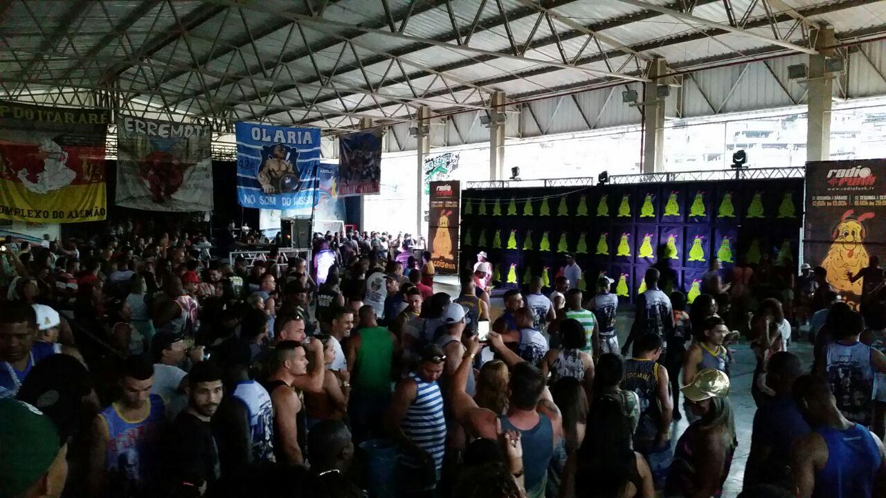 951ef495865 Baile da Galera acontece no próximo domingo na Vila Olímpica do ...