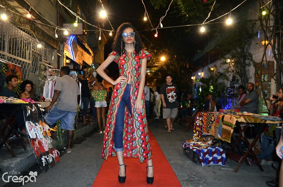 Favela É Fashion vai realizar um grande desfile neste sábado (08), no Complexo do Alemão