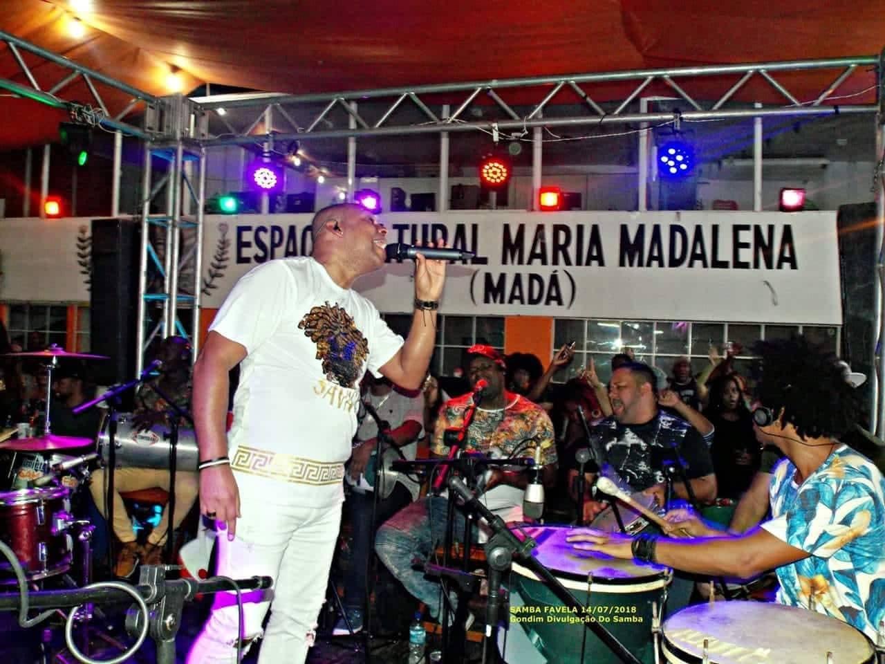 Voz da Arte: Projetos de samba e funk mostram que favelas não são sinônimo de violência