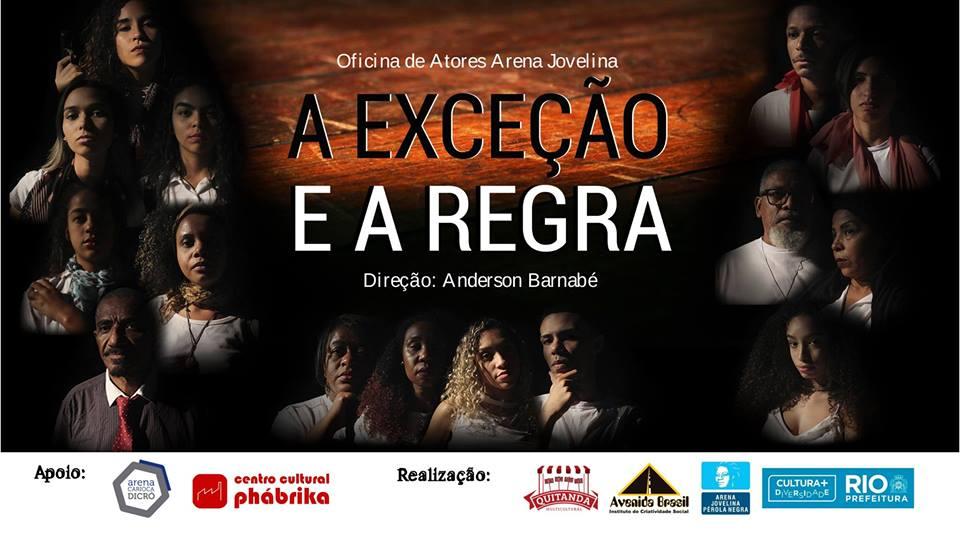 Arena Dicró recebe espetáculo gratuito nesta sexta-feira (14)