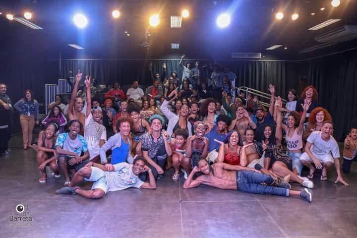Cia de Dança Passinho Carioca apresenta espetáculo Resistência – Um sonho, no SESC