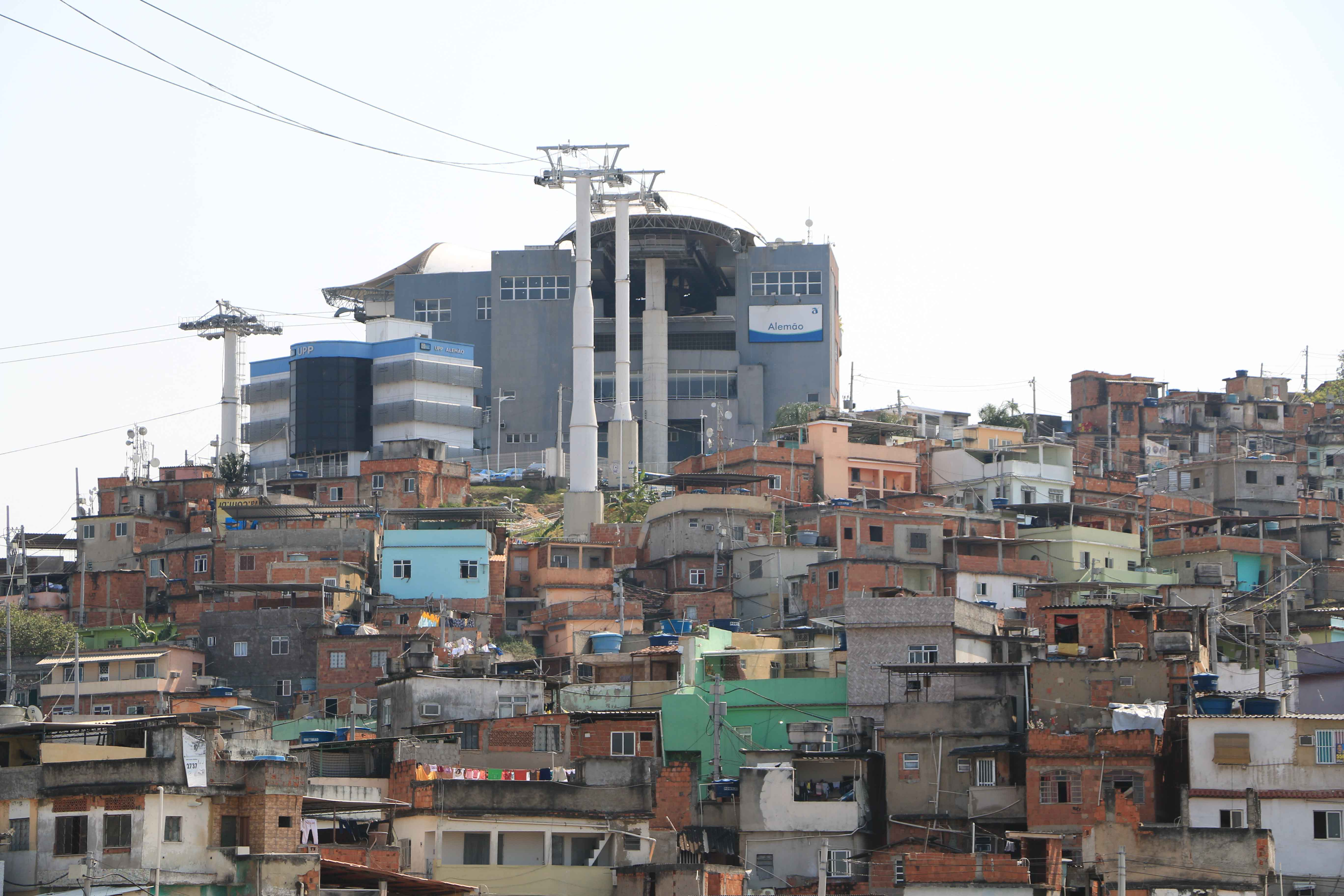 Complexo do Alemão - Foto: Renato Moura
