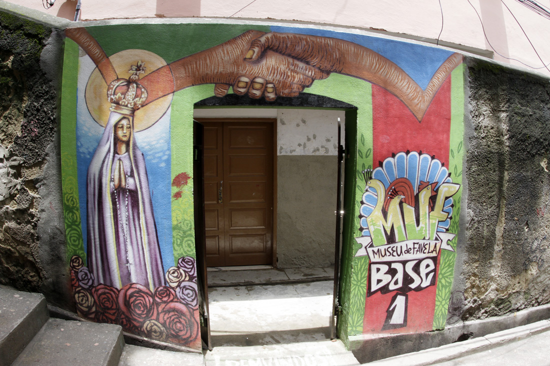 Museu de Favela busca doações para manter seu espaço